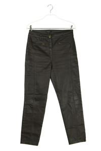 CAROLL - coated straight cut jeans mit zipper - D 36