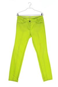 MARC CAIN SPORTS - straight cut jeans mit logo-badge - D 38