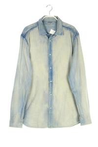 Diesel Industry - used look-jeans-hemd - L