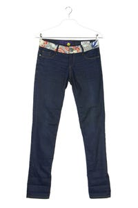 Desigual - jeans mit pailletten - W28
