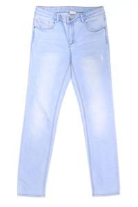 Zara Girls - distressed skinny-jeans - 164
