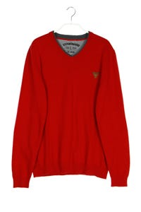 ESPRIT edc - pullover mit logo-badge - L