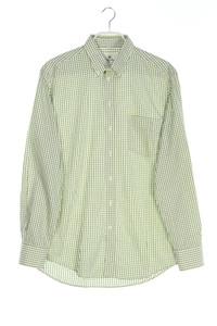 Daniels & Korff - kariertes button-down-hemd - XL
