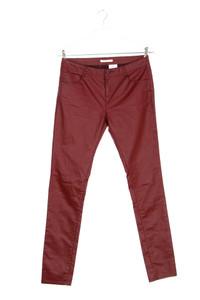 CAMAïEU - coated skinny-jeans - D 40