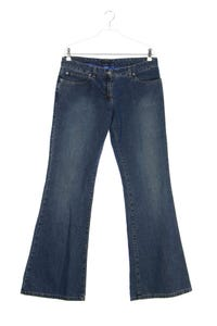 SISLEY - used look flared-jeans - D 44-46
