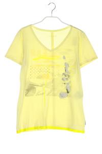 MARC CAIN SPORTS - kurzarm-shirt mit print - D 38