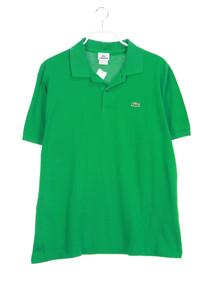 LACOSTE - polo-shirt mit logo-applikation - XL