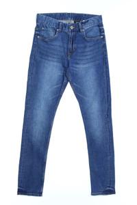 H&M &denim - skinny-jeans im used look - 158