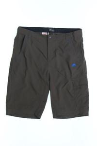 adidas - outdoor-shorts mit logo-stickerei - 164