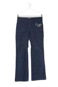 KOOKAÏ - bootcut-jeans mit stickereien - D 34