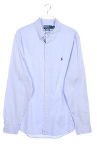 Polo by Ralph Lauren - button-down oxford-hemd mit logo-stickerei - 44