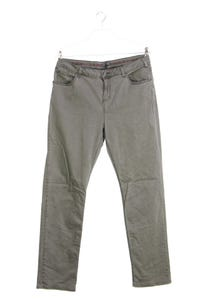 NILE - straight cut jeans mit logo-patch - XL