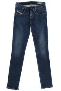Diesel Industry - skinny-jeans im used look - 176