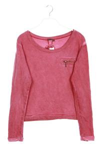 NILE - garment dyed-longsleeve-shirt - S