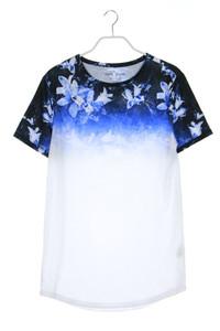 RIVER ISLAND - t-shirt mit blumen-print - M