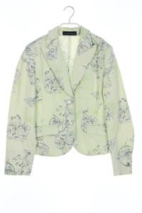 LUISA CERANO - blazer mit floralem muster - D 40