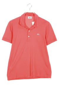 LACOSTE - polo-shirt mit stretch - 48