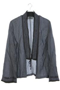 NILE Sportswear - jacke aus seide mit rüschen - XL