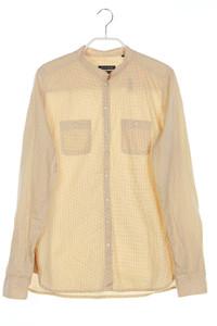 Marc O´Polo - garment dyed-bluse mit pünktchen - D 36