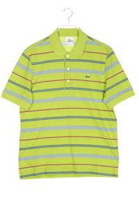 LACOSTE - polo-shirt mit streifen - S