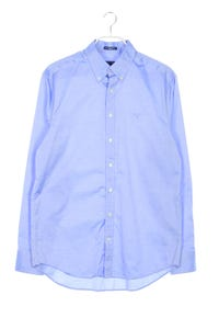 GANT - button-down oxford-hemd mit logo-stickerei - M