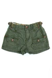 GUESS - shorts mit aufgesetzten taschen - 80