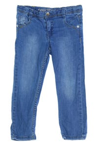 vertbaudet - jeans mit stretch - 104