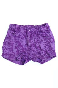 H&M - shorts aus baumwolle mit blumen-print - 110