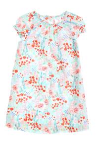 H&M - kleid mit blumen-print - 92