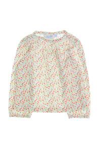 mon coeur - t-shirt mit blumen-print - 86