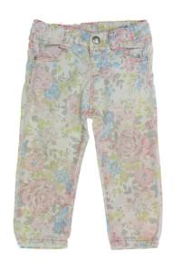 ZARA baby - jeans mit blumen-print - 86