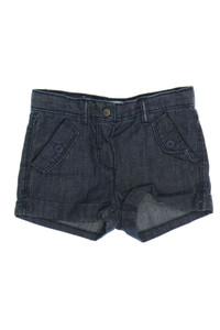 obaibi - jeans-shorts mit gummizug - 86