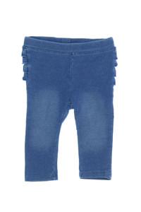 H&M - leggings in denim-optik mit rüschen - 68