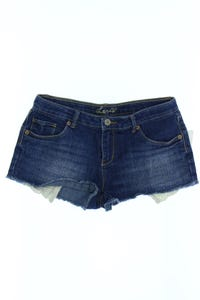 Levi´s - shorts im used look mit logo-badge - 170