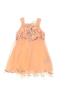 H&M - tüll-kleid mit pailletten - 98