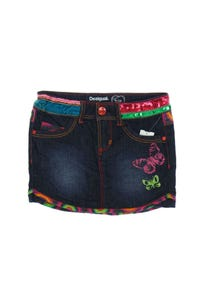 Desigual - rock mit applikationen - 122