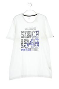 PUMA - t-shirt mit statement-print - L