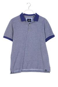 paul kehl - polo-shirt mit punkten - M