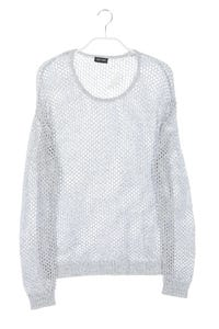GERRY WEBER - strick-pullover mit metallic-effekt - D 36-38