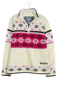 DARE2B - norweger-strick-pullover mit wolle - D 40