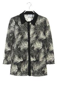 CANDA by C&A - plissee-hemd-bluse mit 3/4-ärmel - D 36