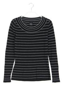 MADELEINE - strick-pullover mit streifen - D 36-38