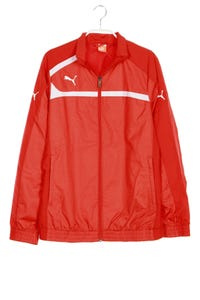 PUMA - trainingsjacke mit logo-stickerei - D 40