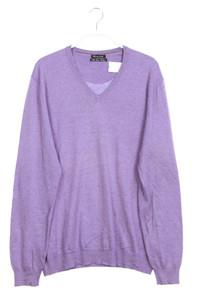 Massimo Dutti - strick-pullover mit kaschmir - D 42