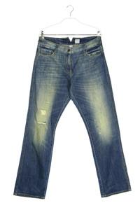 sass & bide - used look straight cut jeans - W27