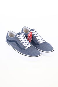 vans - low-top sneakers in denim-optik -