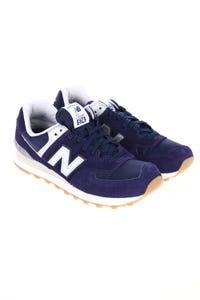 New Balance - low-top sneakers mit logo-patch -