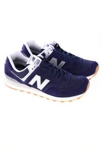 New Balance - low-top sneakers aus leder -