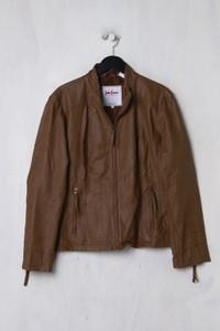 John Baner - Faux Leather-Jacke - S