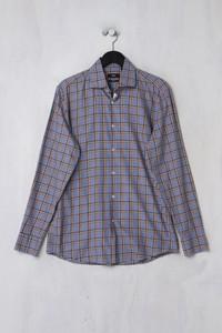 BOSS HUGO BOSS - Casual-Hemd mit Karo-Muster aus Baumwolle - L